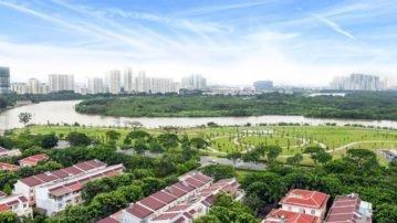 Những dự án triệu đô hoàn thiện hạ tầng đô thị Phú Mỹ Hưng