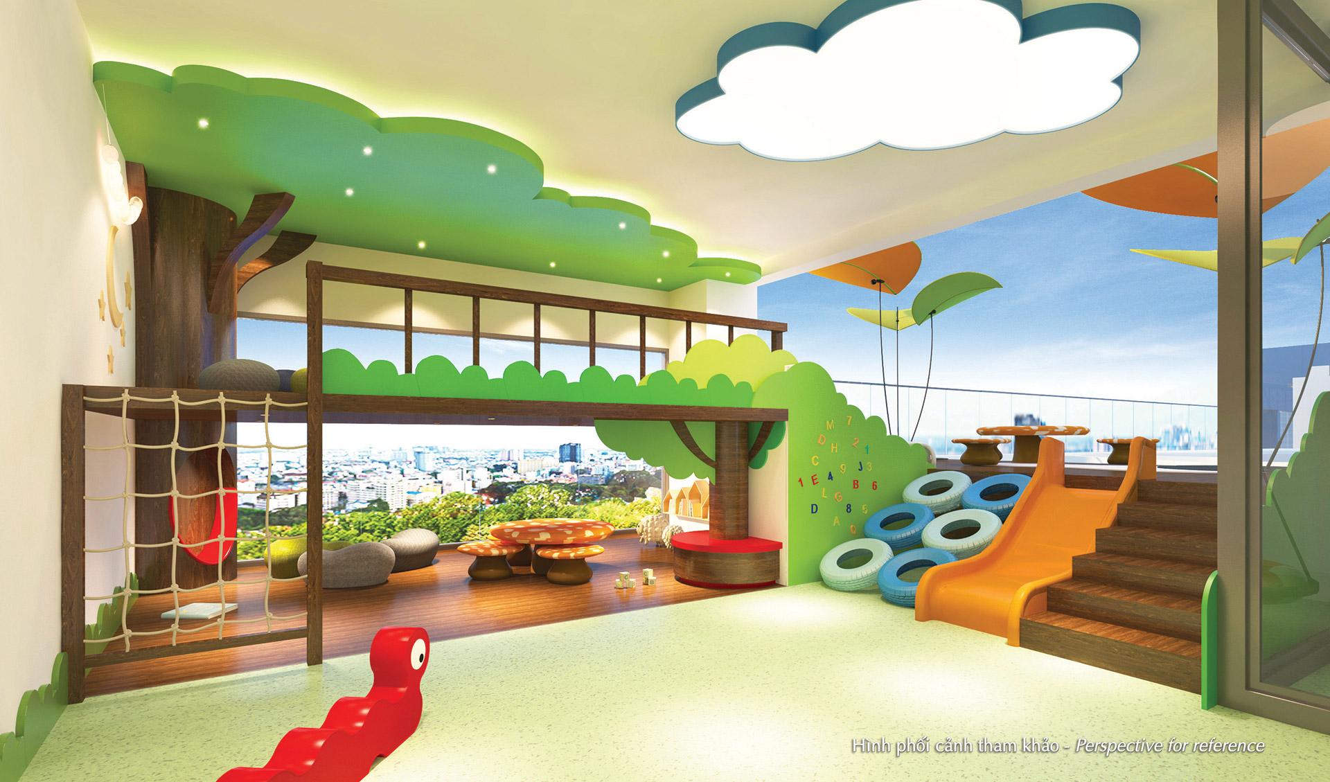 Hưng Phúc Premier - Happy Residence Premier quận 7 - Bản hoà ca thanh bình của thiên nhiên và kiến trúc. 5