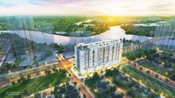 Phú Mỹ Hưng triển khai dự án căn hộ trên trục chính khu đô thị
